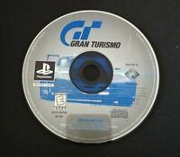 Gran Turismo Ps1 Playstation one Disc only TESTED Rare Sony Blue