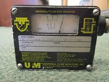 UFM Type 12,13 Flowmeter SN-B5B3DGM-4-320V.9/32V1.0-A1NR 15A 480V Used