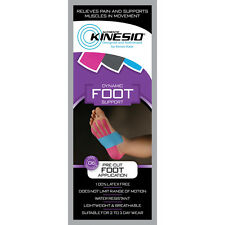 Kinesio Pre-Cut Tape Support Starter Set w/ Display Box