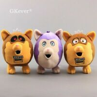 3X Horror Game Tattletail Plush Toy Evil Mama Soft Stuffed Animal Doll 9in Gift