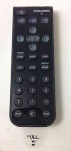 NEW SiriusXM Universal Remote Control SXIR2 - Stratus 7