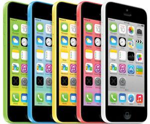 Apple iPhone 5C 8-16-32GB White Blue Green Pink Yellow Unlocked SimFree