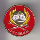 RARE PINS PIN'S .. POMPIER FIRE CASERNE SAPEUR PROVENCE ALPES SISTERON 04 ~DN