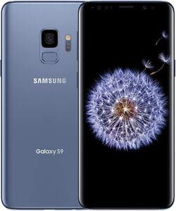 Galaxy S9+ (Verizon) - 64 GB - Coral Blue - Good Condition