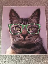 LED Light Up Cat Picture