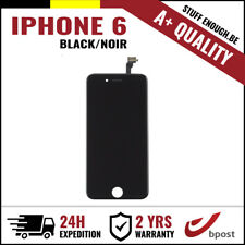 "A+ IPHONE 6 LCD TOUCH SCREEN 4.7"" VITRE TACTILE SCHERM ÉCRAN BLACK NOIR ZWART"
