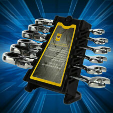 Gear Wrench 6 Pcs Metric Reversible Combination Ratcheting Wrench Set