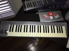 M-Audio KeyStudio 49-Key USB MIDI Controller Keyboard + Cable - TESTED, WORKS