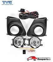 Full Set Fog Light Driving Lamp For Toyota Corolla Sedan 10~13 ZRE152 S1 (KIT B)