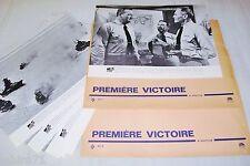 john wayne PREMIERE VICTOIRE !  jeu 16 photos cinema  lobby card 1965