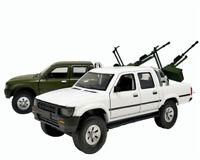 1:32 Toyota HILUX Pickup Truck Die cast Model Car