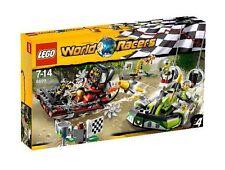 LEGO 8899 World Racers Gefahr im Krokodil-Sumpf