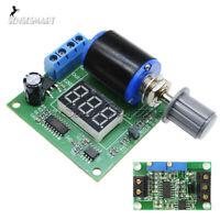 Digital Current to Voltage Transmitter 0.1/4mA-20mA to 0-24V Signal Generator SE