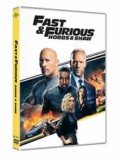 Dvd Fast & Furious: Hobbs & Shaw (2019) ......NUOVO