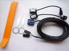 Dual Double Bluetooth microphone Audi MMI 3G Navigation A4L A6L A6 Q5 A5 S5 Q7