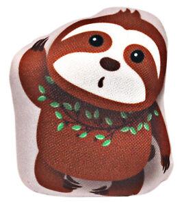 Sloth Pin Cuscino
