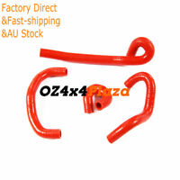 Silicone Radiator Coolant Hose Kits For Skyline R33/R34 GTR RB26DET Red