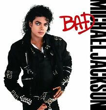 Michael Jackson - Bad - 180gram Vinyl LP *NEW & SEALED*
