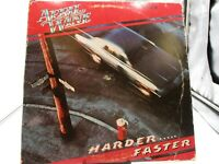 April Wine • Harder Faster 1979 EMI Records 1979 VG cover VG