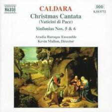 Antonio Caldara : Christmas Cantata (Aradia Ensemble) CD (1999) ***NEW***