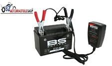 BS-BATTERY Batterieladegerät BA10 Bleibatterie Gel Batterie Flies Vollautomatic