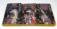 Last Herald Mage Trilogy, by Mercedes Lackey Magic's Pawn, Promise, Price