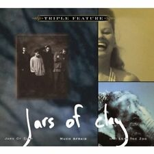 New: JARS OF CLAY (Jars Of Clay/Much Afraid/If I Left The Zoo) 3 CD SET