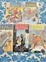 MAGNUS ROBOT FIGHTER - VALIANT COMPLETE SET 61 ISSUES + EXTRAS