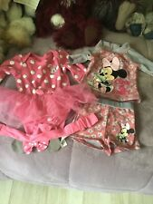 Girls Tutu, Headband And Two Piece Set Ages 3 -9 Months