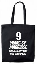 9 Years Marriage Gift Bag, 9th Wedding Anniversary gifts presents for her wife