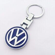 Metal Car double side Logo keyring key chain pendant Key Holder for Volkswagen