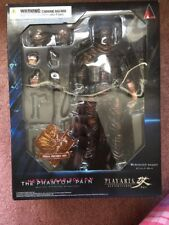 Play Arts Figure Metal Gear Solid V Phantom Pain Preview Ver. Punised Snake
