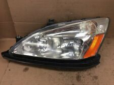 03 04 05 06 07 Accord L Driver Side Left Headlight With The Bracket Used OEM