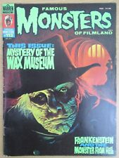 Famous Monsters Of Filmland Magazine, Warren Publishing Co, US, Jan 1975 #113