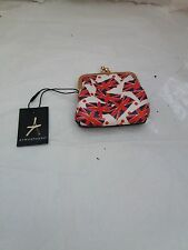 Atmosphere Union Jack Coin Purse, New with Tags