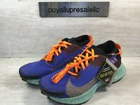 Women's Nike Pegasus Trail 2 GORE-TEX GTX Trail Running CU2018-600 Size 8.5