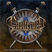 Ensiferum-two decades of greatest Sword HITS CD NUOVO