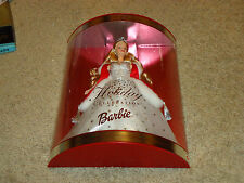 BEAUTIFUL 2001 Holiday Celebration Special Edition Barbie Doll