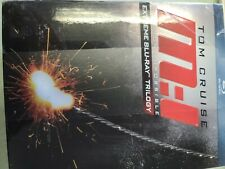Mission: Impossible - Extreme Blu-ray Trilogy (Blu-ray Disc, 2011,box4