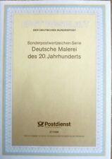 BRD Mi.-Nr.1748-1750 gest.Esttagsblatt