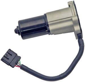 AC Delco OEM Chevrolet Trailblazer Transfer Case Shift Motor w/ 5 Pins, 88996638