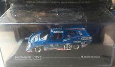 """DIE CAST """" INALTERA GT - 1977 """" 24 HEURES DU MANS SCALA 1/43"""