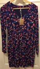 Joules Cotton Short/Mini Tunic Dresses for Women