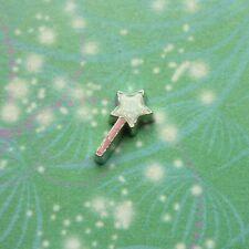New Classic Wand Charm Sparkling Jewel For Loket Keychain etc