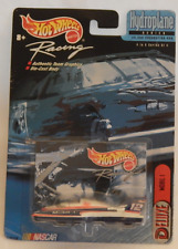 Hot Wheels Racing NASCAR Hydroplane Series Jeremy Mayfield Deluxe Mobil 1