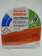 Dolmar leiser Mähfaden 2,0mm x 15m für alle Motorsensen / Trimmer