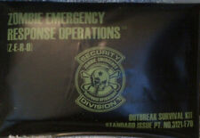 ZOMBIE OUTBREAK SURVIVAL KIT 3rd Edition 2012 Back By Popular Demand