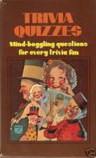 1970s Trivia PB 6 Book Set BEATLES Star Trek ELVIS More