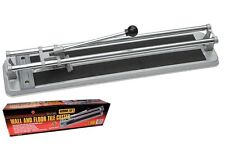 HEAVY DUTY 400MM TILE SAW HAND FLOOR & WALL TILE CUTTER CUTTING MACHINE