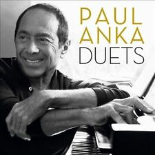 CD - Paul Anka - Duets - New